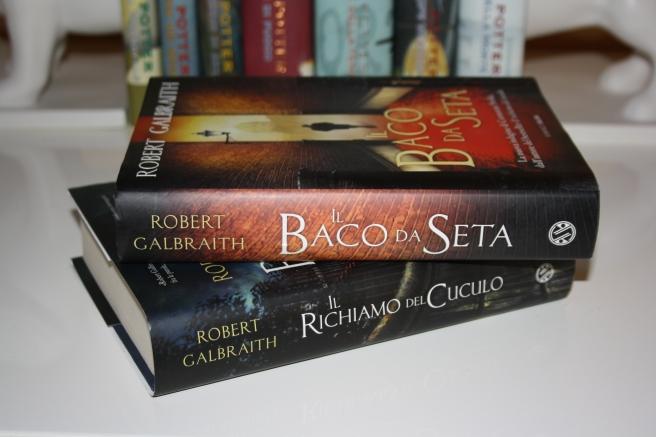 Robert Galbraith, Il richiamo del cuculo, Uno nessuno e centomila libri blog